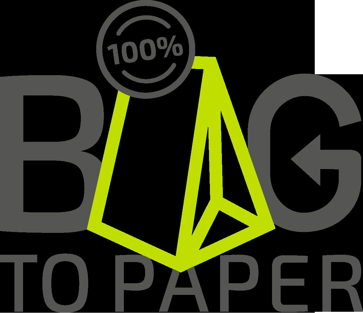 Bag-2-Paper™ logo