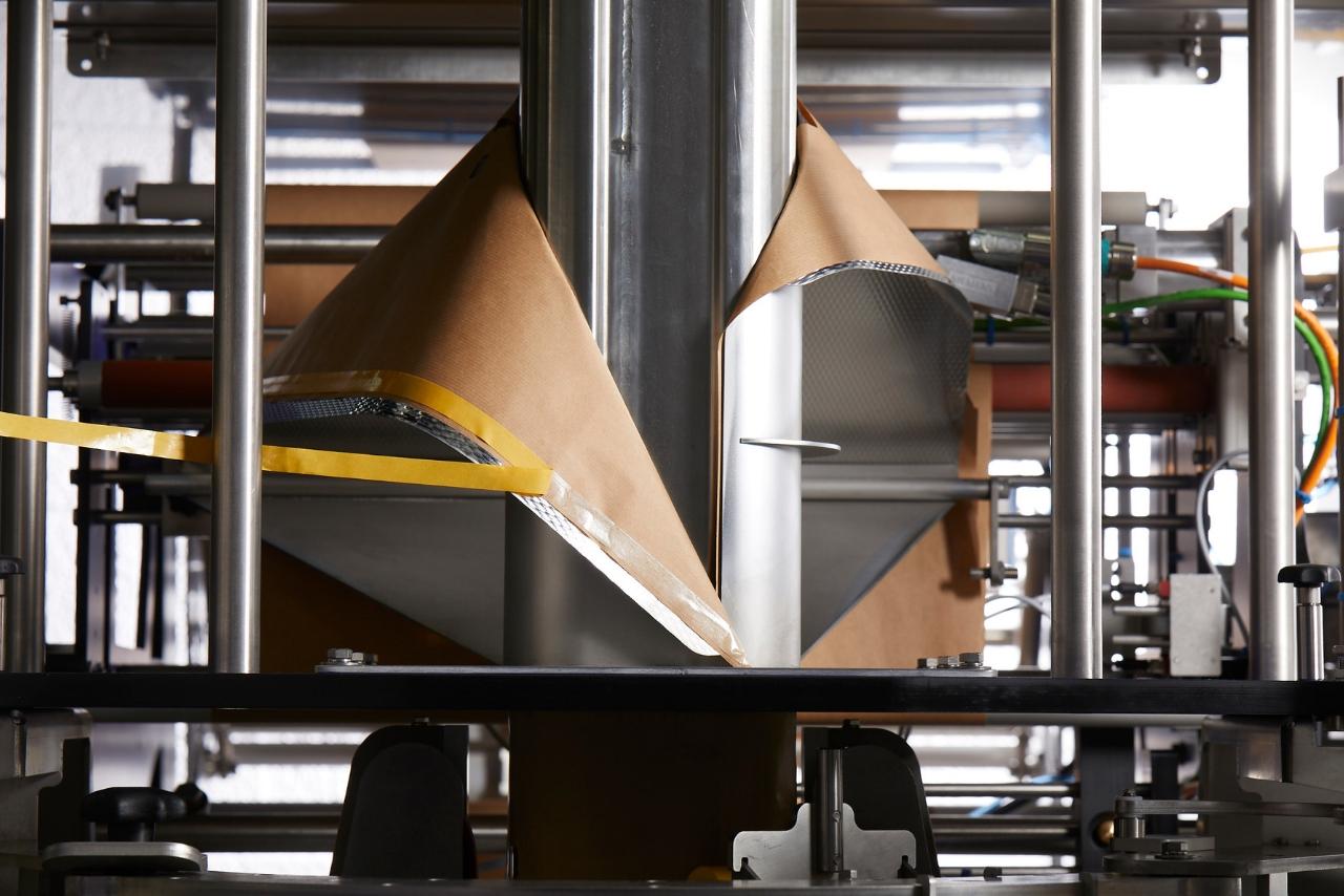 Icon USP Bag-2-Paper sluiten zonder sealen