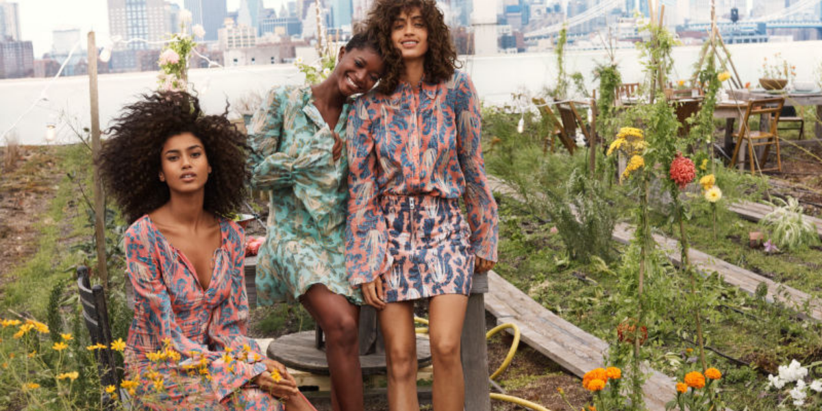 H&M conscious collection 2019 upcycle